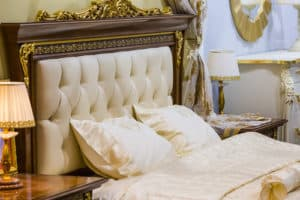 What is the history of mattresses